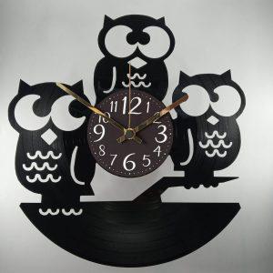 hodiny sovy