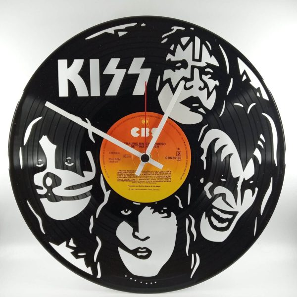 hodiny KISS