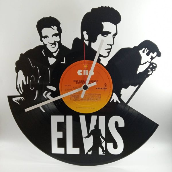 Hodiny Elvis