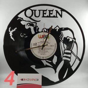 Hodiny Queen