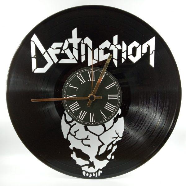 hodiny destruction