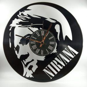 hodiny Nirvana Curt Cobain