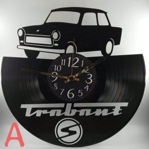 hodiny trabant ciferník