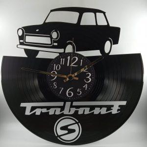 hodiny trabant