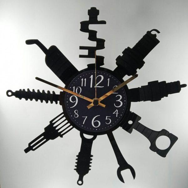 hodiny pre automechanika