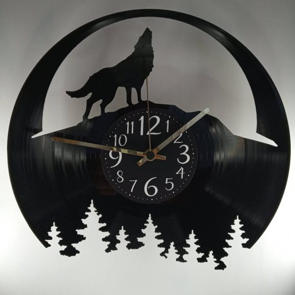 hodiny vlk