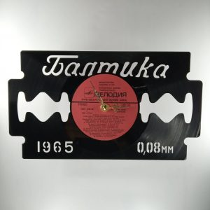 hodiny žiletka baltika