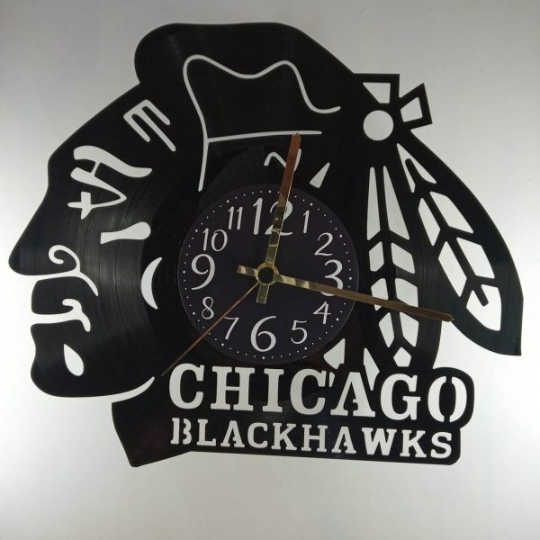 hodiny chicago blackhawks