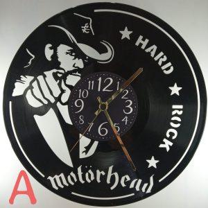 hodiny motorhead ciferník
