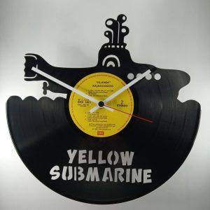 hodiny beatles yellow submarine
