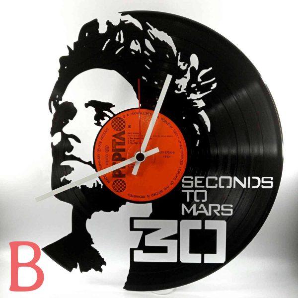 hodiny 30 seconds to mars