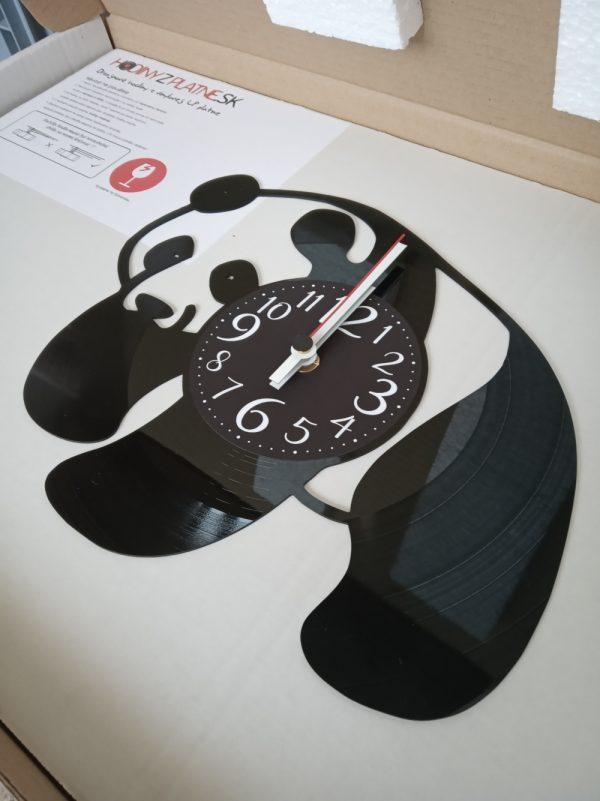 hodiny panda